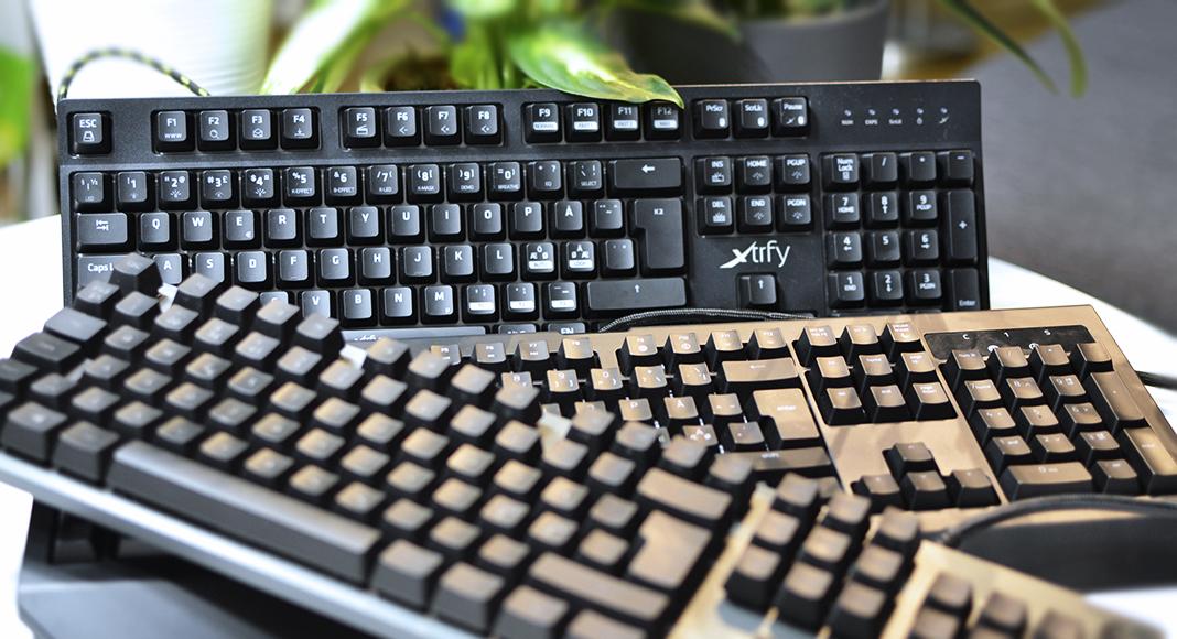 Test  E-sportproffsens tangentbord – Billiga produkter för mycket pengar 69d657307f129