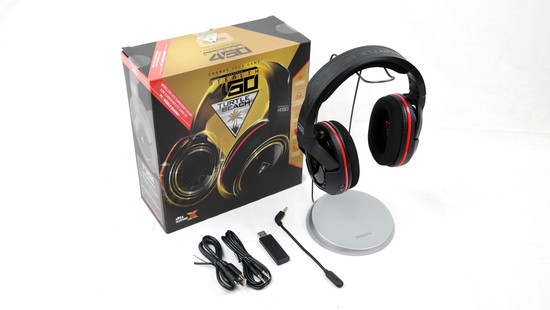 turtle beach stealth 450 2