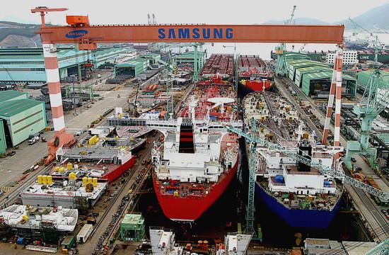 samsung ship