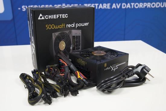Chieftec SFX 500GD C 005