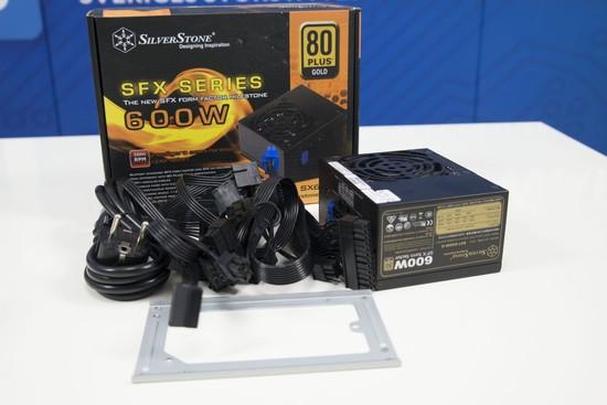 Silverstone SX600 G 001