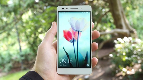 Huawei Honor 7 recension forsta