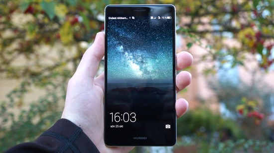 Huawei Mate S Recension forsta