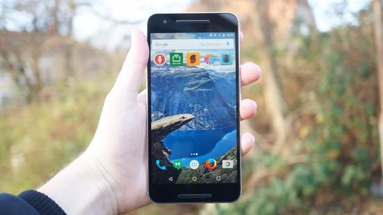 Huawei Nexus 6P Recension forsta