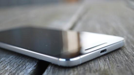 Huawei Nexus 6P Recension typ C