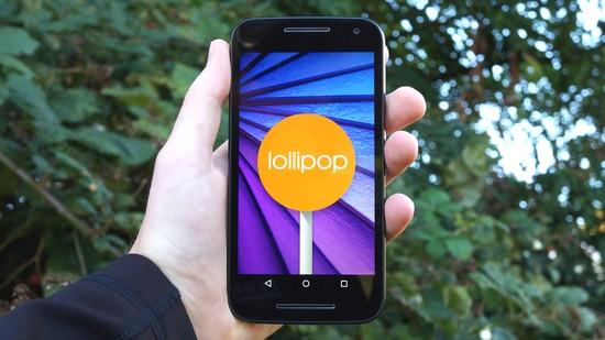 Motorola Moto G 3 Recension forsta 2