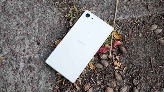Sony Xperia Z5 Compact Recesion baksida