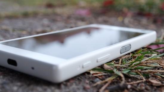 Sony Xperia Z5 Compact Recesion hoger