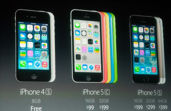 iphone5CS