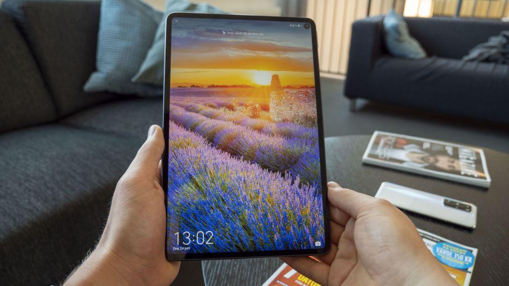 Hög prestanda och bra funktioner – Det här är Huawei MatePad Pro