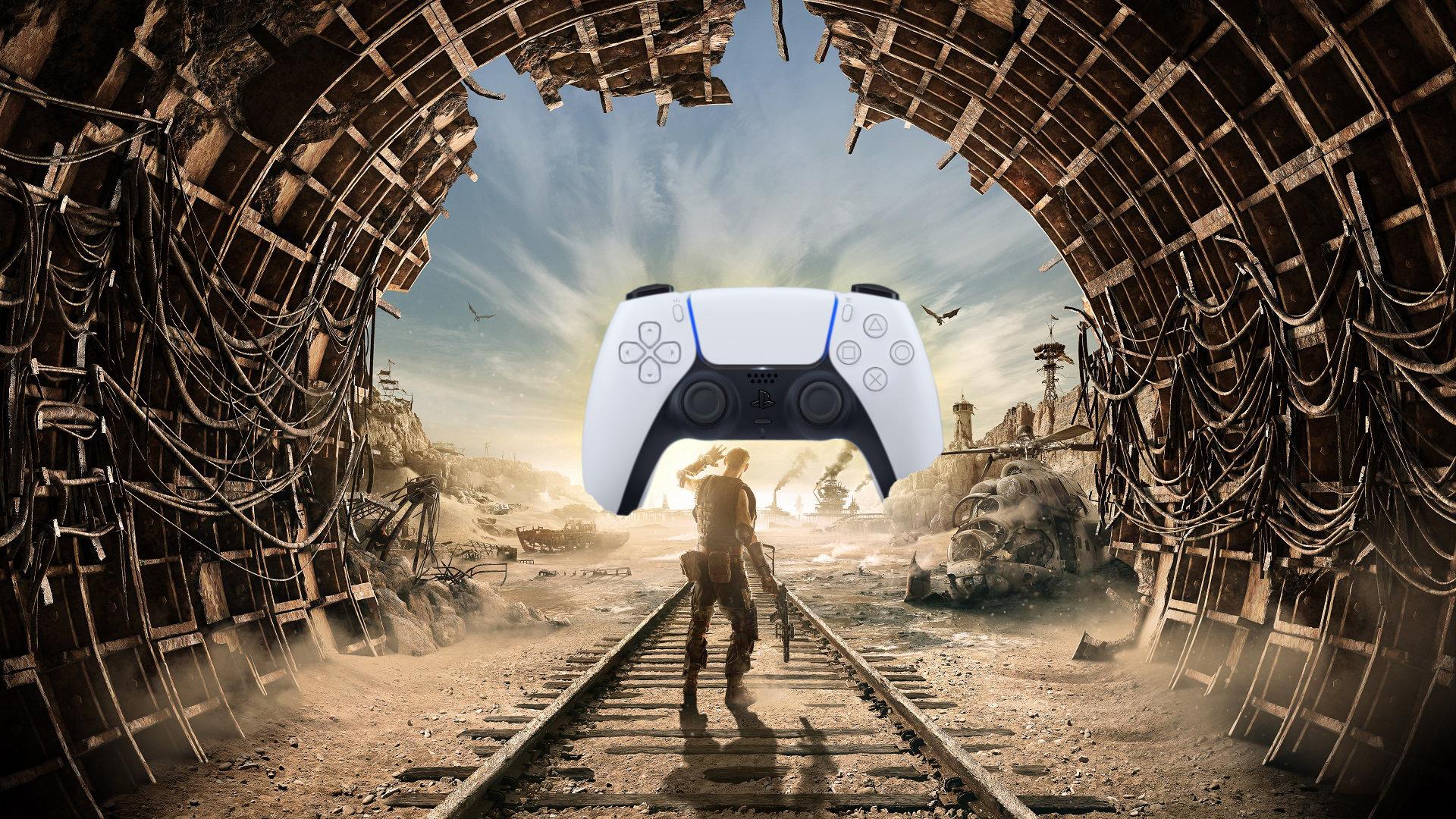 Metro Exodus först med fullt Dualsense-stöd på PC