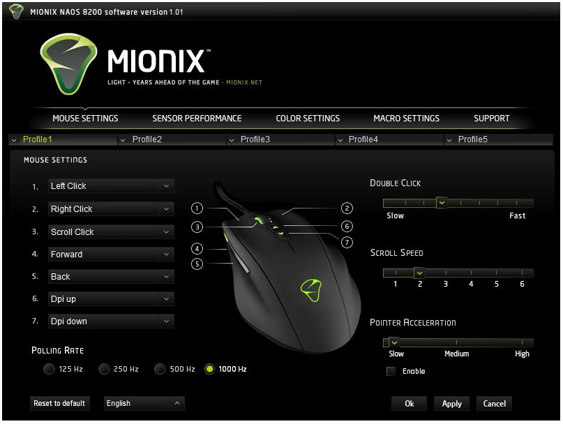 mionix_naos_8200_software
