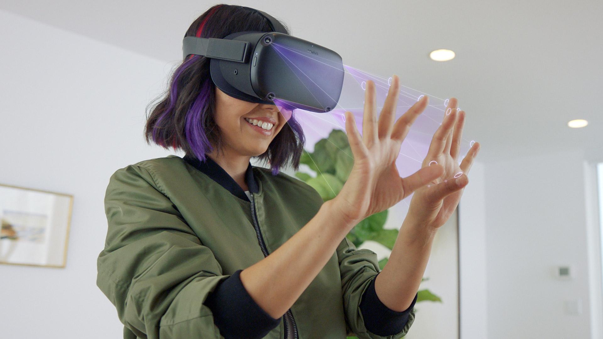 Oculus Quest OLED