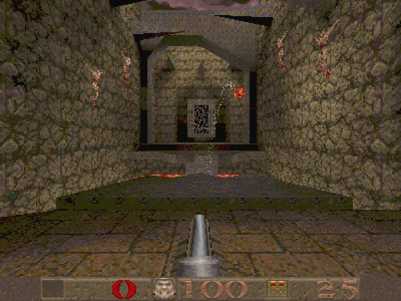 Quake 1 var grymt snyggt när det lanserades 1996. Det har hänt lite sedan dess...