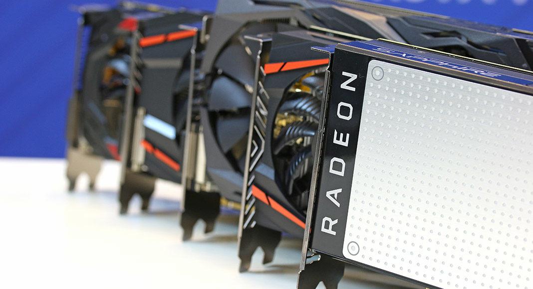 AMD-grafikkort Radeon RX 580