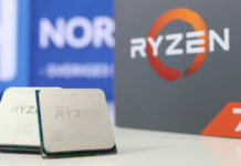 AMD Ryzen 7 1700 och Ryzen 7 1700X
