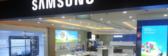 Samsung öppnar egna Sverigebutiker och förhandsvisar Galaxy S5