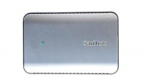 Sandisk Extreme 900 front