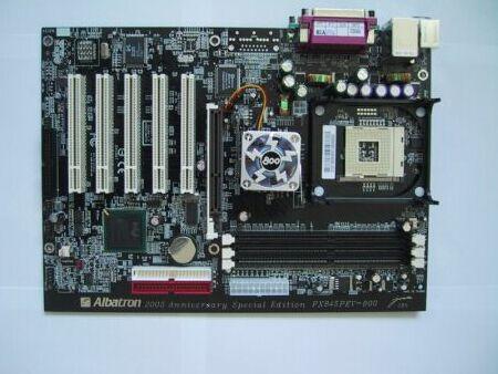 Albatron PX845PEV-800 (SE) Realtek Audio 64x