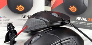 Steelseries Rival 310 Sensei 310