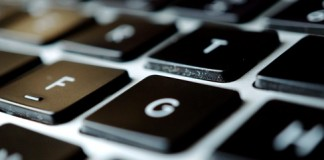 tangentbord IT genrebild
